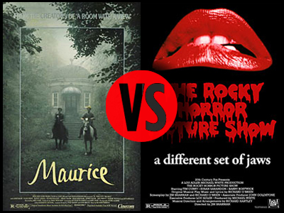 Clash of the Classics: Maurice vs. The Rocky Horror Picture Show