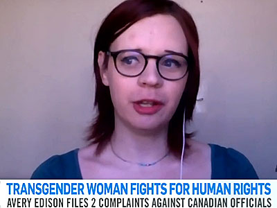 Trans Comedian Avery Edison Files Human Rights Complaint