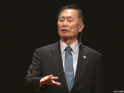 WATCH: George Takei Reveals Why He Loves the Country That Betrayed Him