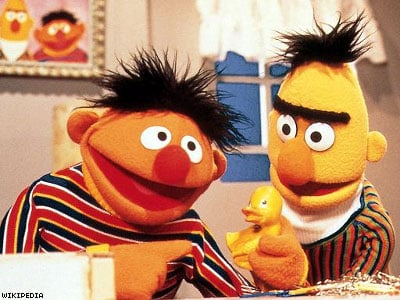 WATCH: Irish Bakery Won't Make Gay Bert and Ernie Cake