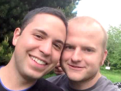 WATCH: Cabbie Kicks Out Gay Iraq Vet for Kissing