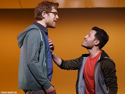 Injury Sidelines Anthony Rapp in If/Then