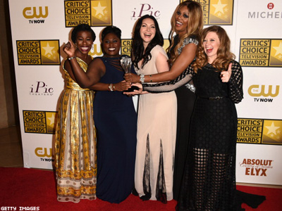 Orange is the New Black Earns 12 Emmy Nominations, Laverne Cox Makes History
