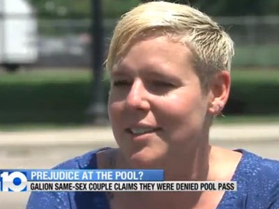 Ohio Lesbian Couple Challenges City's Definition of Family