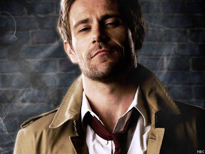NBC's Constantine Won't Be Bisexual