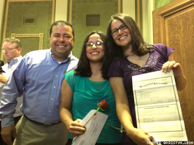 Colo. Counties Can Keep Issuing Same-Sex Marriage Licenses
