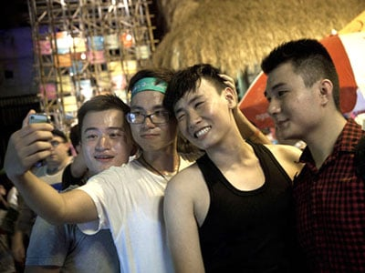 Vietnam's First Generation of LGBT Pride