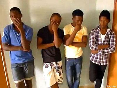 WATCH: Four Youth Arrested, Forced to Explain Gay Sex in Equatorial Guinea