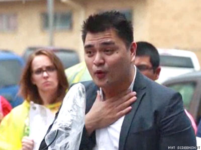 WATCH: Jose Antonio Vargas Recounts 'Scary, Emotional' Immigration Detention