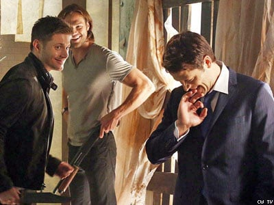 Fans Take Supernatural to Task for 'Queer Baiting'