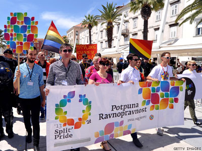 Croatia Passes Civil Unions — Without Adoption Rights