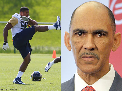 Tony Dungy: I Would Not Have Drafted Michael Sam