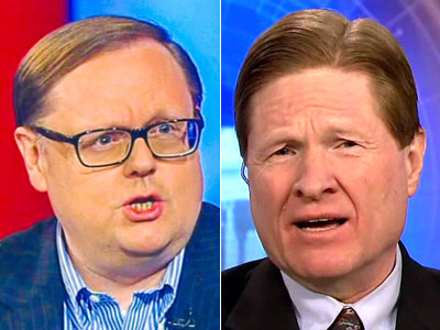 Fox Pundit: Obama Forcing 'Militant LGBT Agenda' on Christians