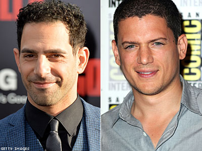 Two Gay Characters and Wentworth Miller Coming to CW's The Flash