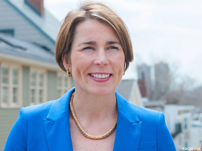 Op-ed: Why Maura Healey Must Bust A New Glass Ceiling