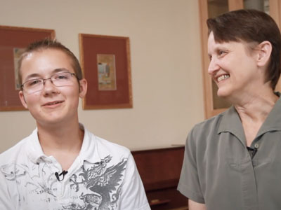WATCH: Mormon Mom Helps Transgender Son Accept Himself