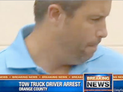 Tow Truck Operator Targets LGBT Drivers During Gay Days