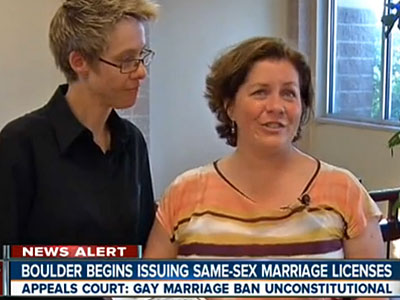 Colo. Supreme Court Stops Boulder Same-Sex Marriages