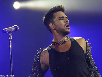 Adam Lambert Is a 'Killer Queen'