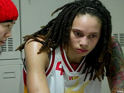 ESPN Short Lifesize: Brittney Griner Highlights Income Disparity for WNBA Stars
