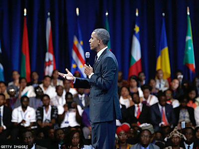 Will President Obama Insist on LGBT Rights at Historic U.S.-Africa Summit?