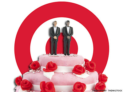 Target Supports Marriage Equality Through Federal Suit