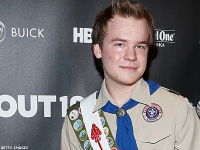18-Year-Old Gay Eagle Scout to BSA: Let Me Stay