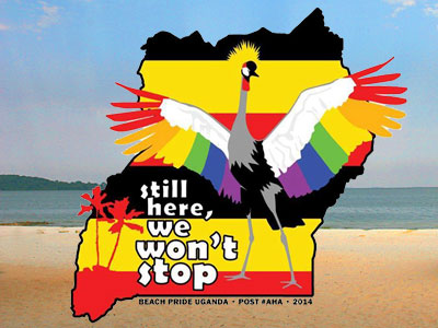 LGBT Ugandans: Pride Must Go On
