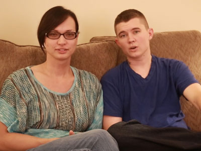 WATCH: Kentucky Husband and Wife, Both Trans, Discuss His Pregnancies