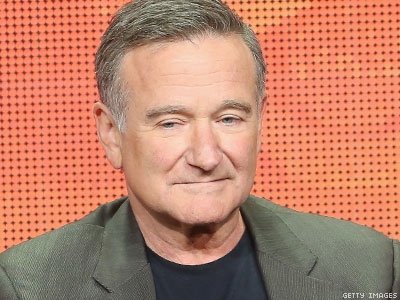 Robin Williams Found Dead at Age 63