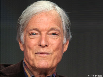 Sticks and Bones Won't Hurt Richard Chamberlain