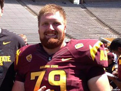 Athlete Comes Out, Becomes Only Active Gay Football College Player