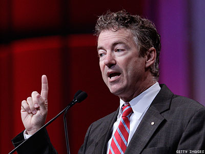 Here's How Rand Paul Explains Why the GOP Can't Favor Marriage Equality