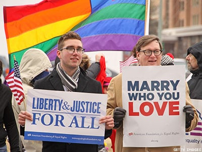 Virginia Could Be Marriage Equality State Next Week