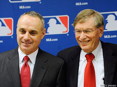 New MLB Head Is LGBT Ally Rob Manfred