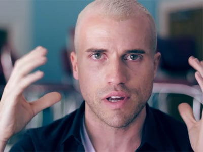WATCH: Tyler Glenn of Neon Trees on Growing Up Gay and Mormon