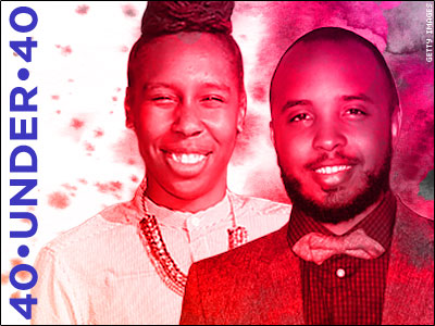 Writers Lena Waithe & Justin Simien Show Hollywood It's More Than Just Black & White