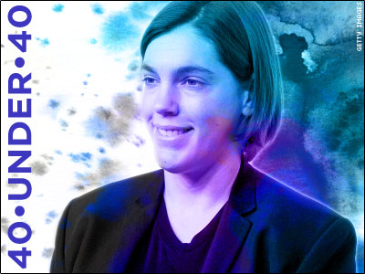 Megan Ellison Makes the Movies You Talk About