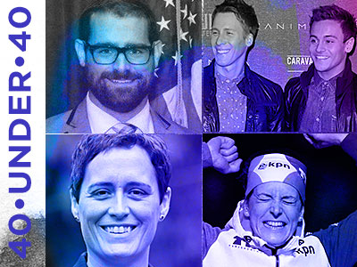 Past '40 Under 40' Honorees Are Still Changing The World