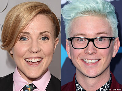 Tyler Oakley, Hannah Hart to Present Google With GLAAD Award
