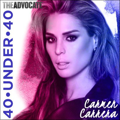 Carmen Carrera Is a Model for Trans Equality