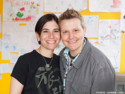 Appeals Judges Get Tough on Defenders of Ind., Wis. Marriage Bans