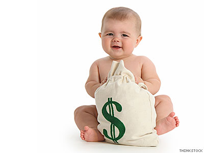 Are Kids Just a Money Pit?