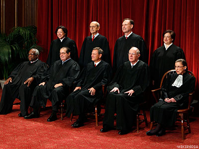 The Hidden Message in Supreme Court's Recent Marriage Rulings