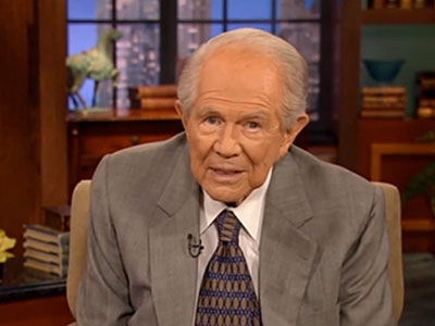 WATCH: Single Mothers Make Boys Gay, Says Pat Robertson