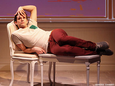 Michael Urie to Bring Buyer & Cellar Babs to U.K.