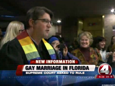 WATCH: Fla. Supreme Court Asked to Review Same-Sex Marriage Ban