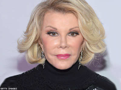 Comedian, Gay Fan Favorite Joan Rivers Is Dead at 81