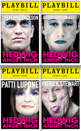 Who'd Look Hot as Broadway's Next Hedwig?