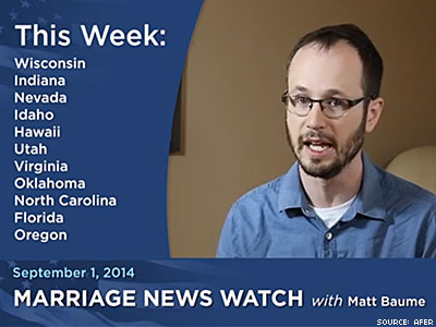 WATCH: Which State's Marriage Equality Proposal Will Make SCOTUS Say 'I Do?'